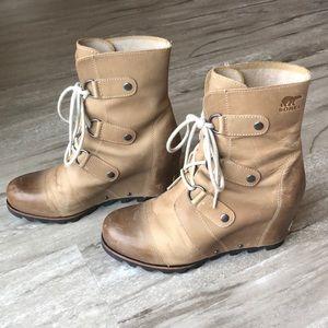 Sorel Joan of Arctic Wedge Boots